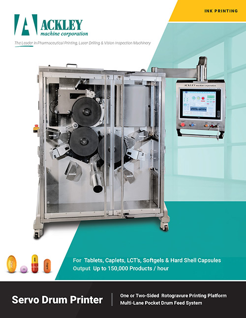 Servo Drum Printer PDF