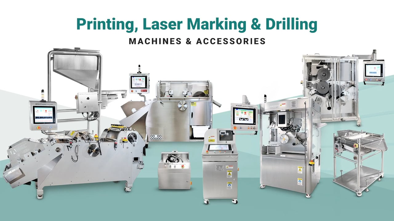 Ackley's Complete Line of Pharmaceutical Machines